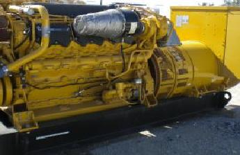 Catterpillar Marine Diesel Engines